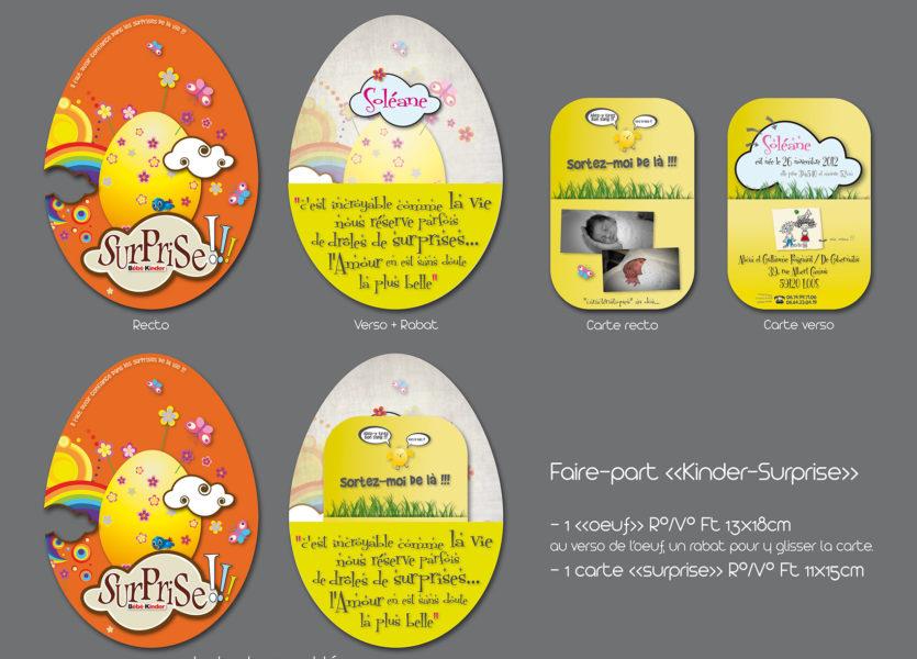 Préférence Faire-parts de naissances originaux - Precioustimes DX96